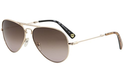 MCM Sunglasses aviator MCM101S 780 SHINY ROSE GOLD - Mcm Sunglasses