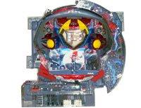 コンパクト卓上パチンコ:CRパチンコマンTLX(エース電研) 自動で回って自動で消化!の商品画像