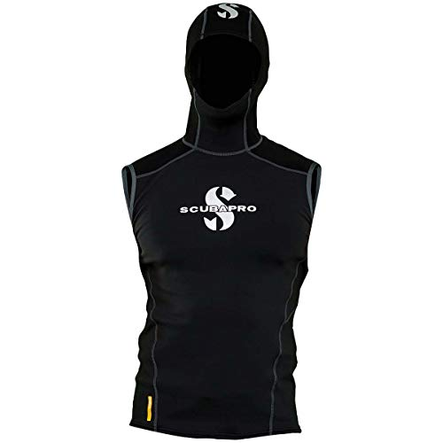 (ScubaPro Men's Hybrid Hooded Vest)
