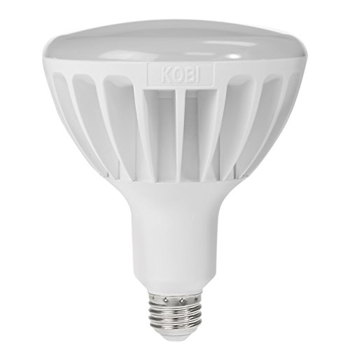 4 Pack Aluminum BR40 Dimmable LED Lamps 52W (205W Equivalent) 5000K 5300L 120V E26 by USA-LED (Image #2)