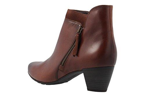 para mujer de Gabor marrón Botas Piel marrón twxSZ1