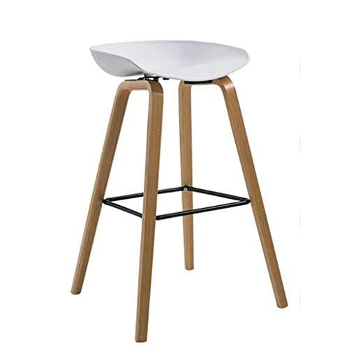 (ACMMM Bar Stools, Kitchen Counter Bar Breakfast Barstool, with Beechwood Legs Barstools Height 29.5