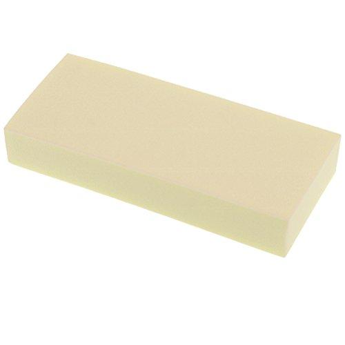 Yiphates Bath Sponge Gentle Soft Bath Brush High Density Body Sponge For Baby and Adult, Yellow