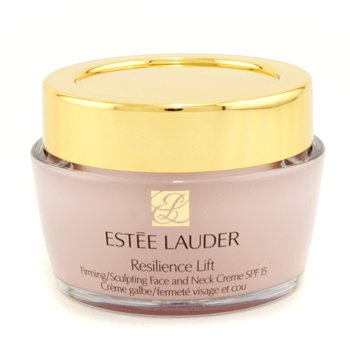 Estee Lauder Resilience Lift Firming/Sculpting Face and Neck Cream SPF 15, 1.7 Oz Bentonite Clay Facial Mask - 10 oz. by Redmond Trading (pack of 6)