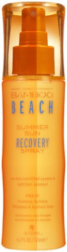 Alterna Bamboo Beach Sun Recovery Spray, 4.2 Ounce (Alterna Caviar Anti Aging Beach)