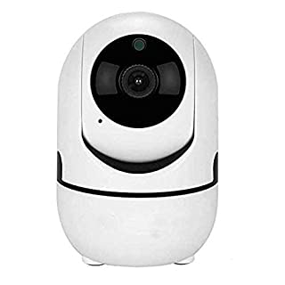 Lemcrvas Camera for Home Security Connect to Phone Wireless, 1080P HD WiFi Surveillance Camera with Night Vision 2.4G Motion Tracking for Baby/Pet Monitor Sound Detection
