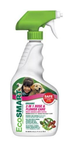 Insects Care Lawn (Ecosmart Rose & Flower Care Multiple Insects Liquid 24 Oz)
