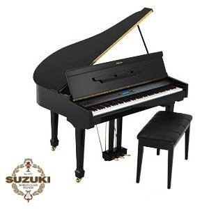 Amazon Com Suzuki Gp 3 Bl 3 5 Quot Mini Grande Digital Piano