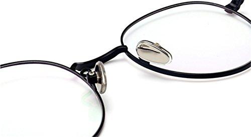 Transparent box Lunettes Lumière Anti SMX Fatigue lentille Filtre C1 Bleue oculaire black wq1caI