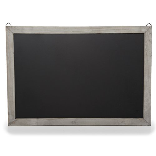 The Lucky Clover Trading Hanging Wooden Chalkboard Displa...