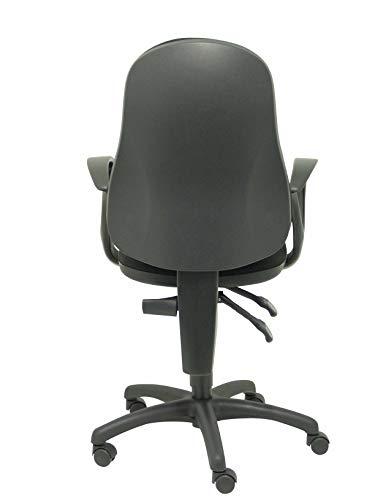 5 Star Lyon stol, svart, 54 x 46 x 118 cm