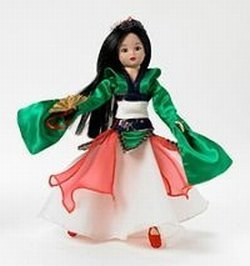 Madame Alexander Dolls China, 10, International Collection by Alexander Doll