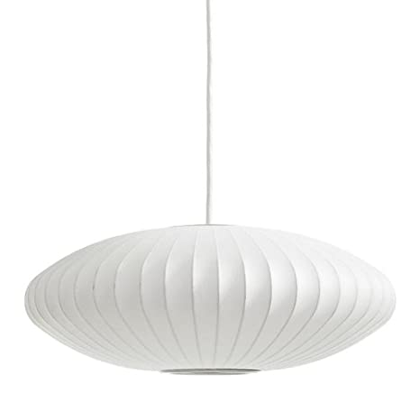 George Nelson Bubble Lamps Saucer Lamp