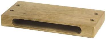 Gonalca Percusion 3078 - Caja china roble 1 ranura, color amarillo: Amazon.es: Instrumentos musicales