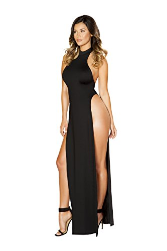 Roma Women's Amanda, Black, Small from Roma Costume