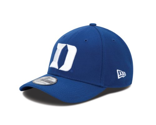 NCAA Duke Blue Devils College Team Classic 39Thirty Cap, Royal, Large/X-Large