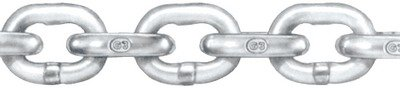 (Acco Chain 38FT CHAIN GALV 3/8 PER FT HOT GALVANIZED GRADE 30 PROOF COIL CHAIN)