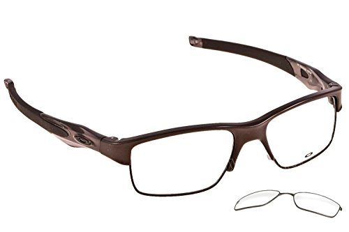 Oakley Eyeglasses Crosslink Switch 100% Authentic (53 mm, - Crosslink Glasses Oakley