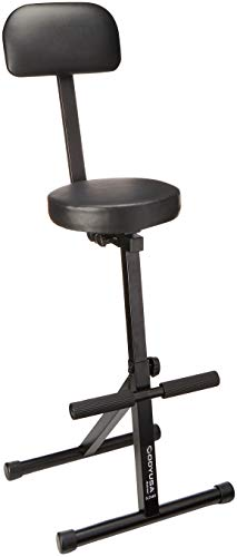 - Odyssey DJCHAIR Adjustable Dj Chair