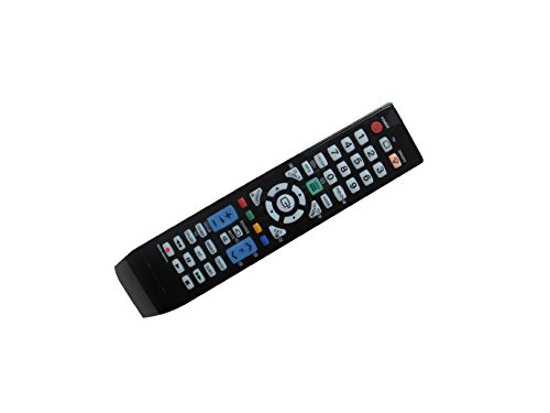Hotsmtbang Replacement Remote Control For Samsung PL50A550 PL50A550S1 LN26D450G1DXZA PL63A750T1FXZL UN55B7100 LN32B350 LCD LED HDTV (Un55b7100 Led)