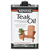 Minwax 47100 Teak Oil, 1 Pint by Minwax