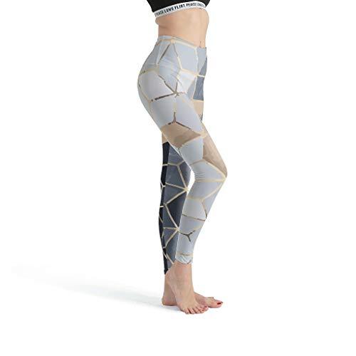 Charzee Pantalones de Yoga para Mujer, elásticos ...