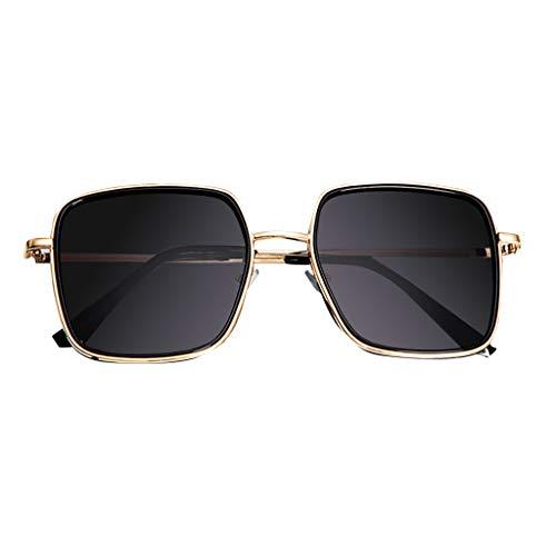 Fashion Sunglasses for Women, Polarized Oversized Fashion Vintage Eyewear ()