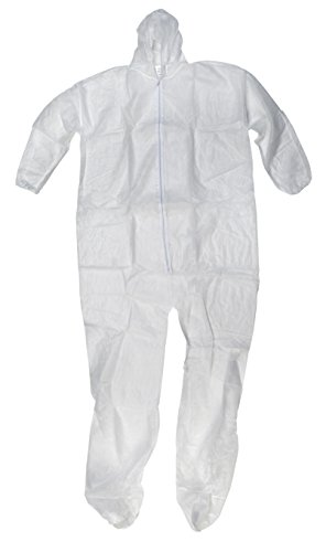 Bunny Suit - Mutual Industries 13905-0-3 Polypropylene Disposable Bunny