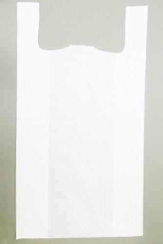 Plastic Bag Super Jumbo White T Shirt product image