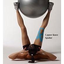 SpiderTech - Upper Knee Spider - Precut Kinesiology Tape