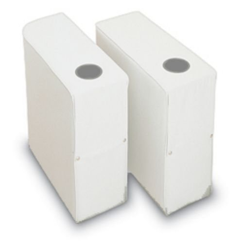 Image of Boat Cabin Products Wiseco 8WD105-204 White Square Arm Rest