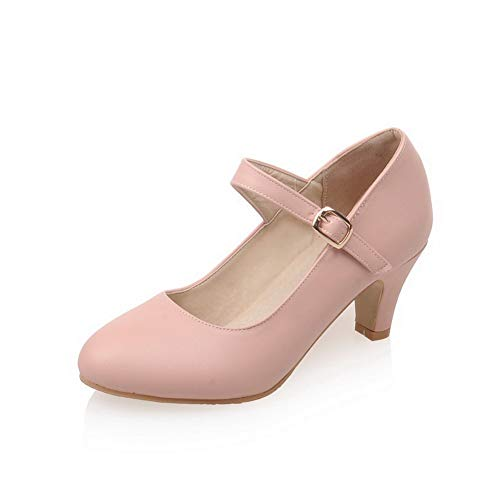36 5 Rose BalaMasa Compensées APL10460 Sandales Femme Rose TqPZq74