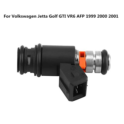 FidgetKute IWP022 Fuel Injector Spray Nozzle for VW Jetta Golf GTI VR6 AFP 1999 2000 2001
