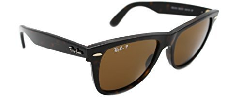 Ray Ban 2140 Wayfarer Rb 2140 902/57 50mm Tortoise Frame Natural Brown - Rb 2140 902