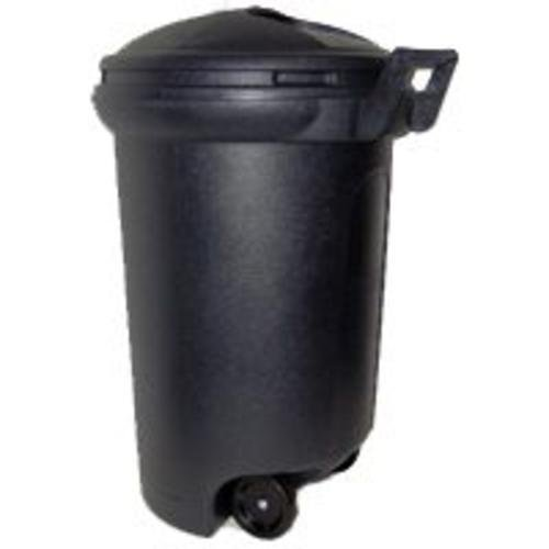 Tb0042 32 Gal Twistnlock Trash Can 577120 United Solutions by ROUGH & RUGGED