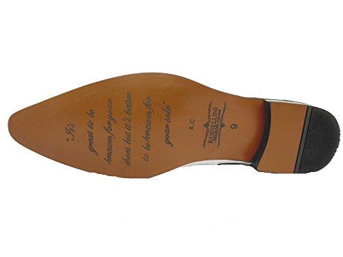 Schuhe z Brogue Gefüttert Lackleder Formelle 2 Hochzeit Party Prato Herren 4wq85U