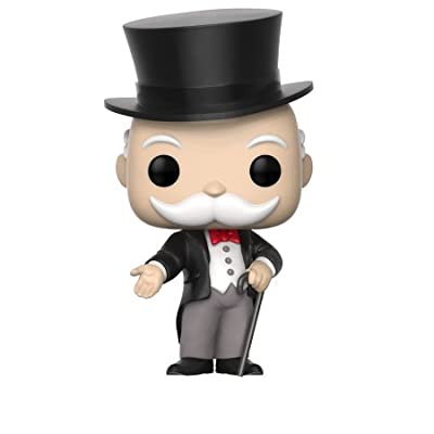 Funko POP! Board Game: Monopoly - Uncle Pennybags: Toys & Games