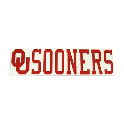 Oklahoma, University of S56511 Window Decals