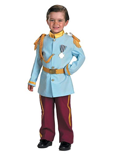 Happily Ever After High Halloween Costumes (Disney Prince Charming Child)