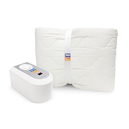 Aqua Bed Warmer Non Electric Heater Blanket Queen