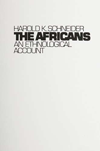 The Africans: An Ethnological Account