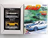 Tomica Limited Initial D Special dog fight (AE86 Trueno / RX-7) (japan import) by Tomica