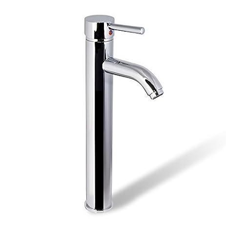 decor star brg01tcu single handle bathroom lavatory vanity vessel sink faucet upc