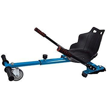 Amazon.com: Kawasaki Hover Kart Scooter Silla Azul, Talla ...