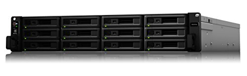 Synology 12bay NAS RackStation RS3618xs (Diskless), RS3618xs