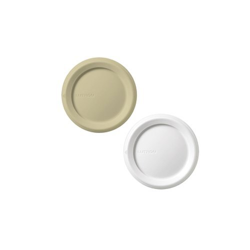 Dk Dimmer (Lutron Electronics RK-DK Rotary Dimmer Replacement Knob, White/Ivory, 2-Pack by Lutron)