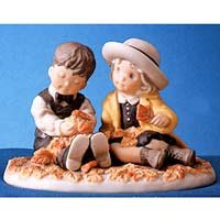 Pretty as a Picture Thank Heavens I Found You Figurine