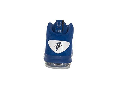 Nike Mænds Zoom Penny Vi Basketball Sko Spil Royal / Sort-hvid Kpq8D9D5E