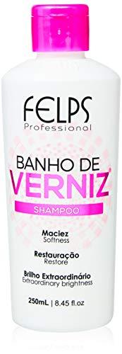Banho de Verniz Shampoo 250 ml, Felps