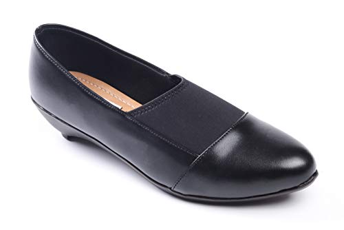 THE WAREHOUSE STORE Womens Formal Shoes Casual Synthetic Leather Belly Office Wear Comfortable Ballerinas
